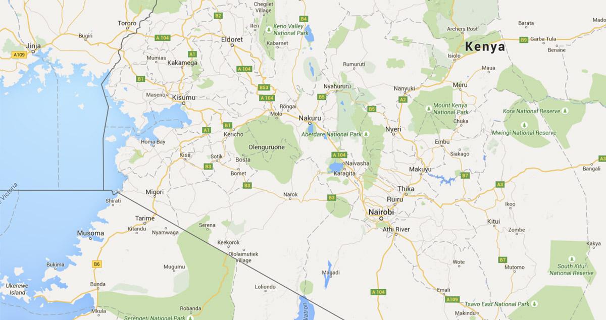 Narok, Kenya